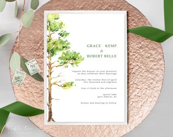 Forest Dreams (Style 13777) - Wedding Invitations