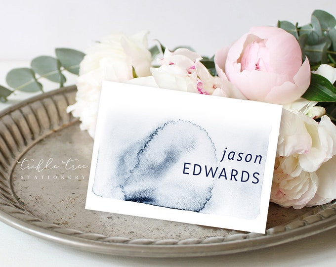 Guest Place Cards - Whistler Winds (Style 13760)