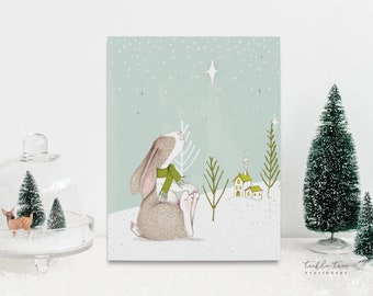 Holiday Greeting Card Set - Tis the Season (Style 13997)