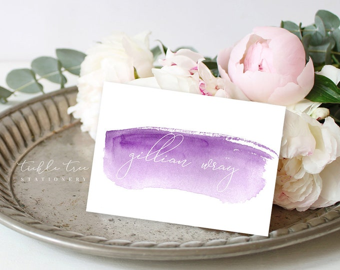 Place Cards - Peony Love (Style 13764)