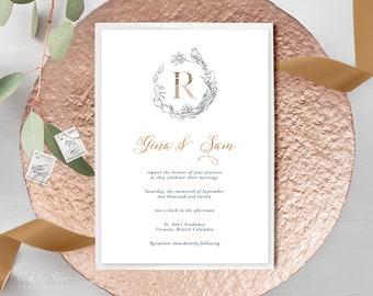 Invites: Simple/Modern