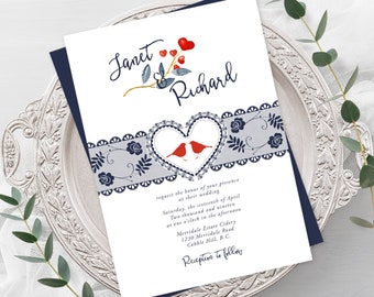 Invites: Whimsical/Other
