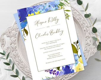 Wedding  Invitations - Sweet Carolina (Style 13888)