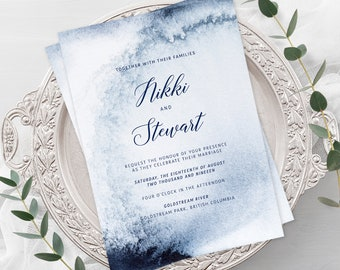 Wedding Invitations - Whistler Winds (Style 13760)