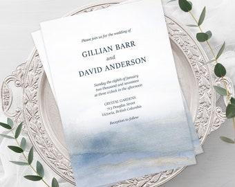 Wedding Invitations - Precious Stone (Style 13727)