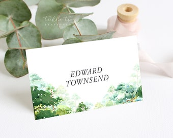 Place Cards - Forest Dreams (Style 13777)