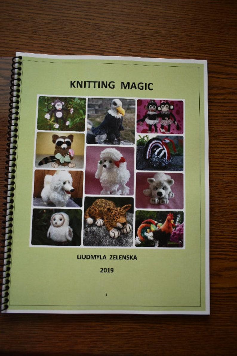 Knitting magic eBook