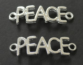 Peace word   Etsy