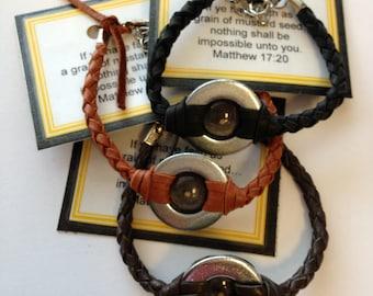 Mustard Seed Bracelet