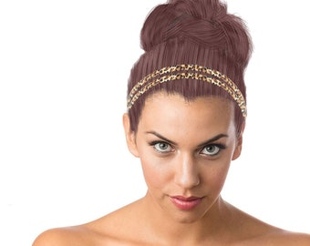 Double Row Headband, Hair Bands For Women