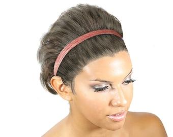 Thin Simple Headband For Women