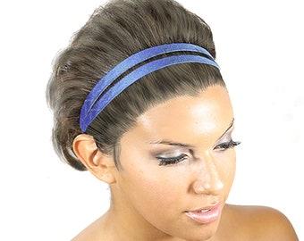 Silk Headband, Double Strand Headband