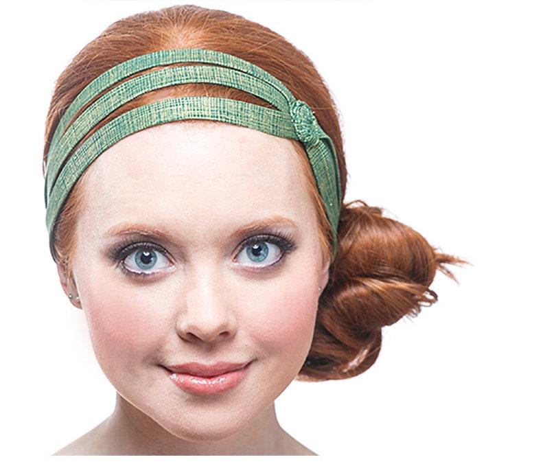 Cute Fabric Headbands For Women image 0