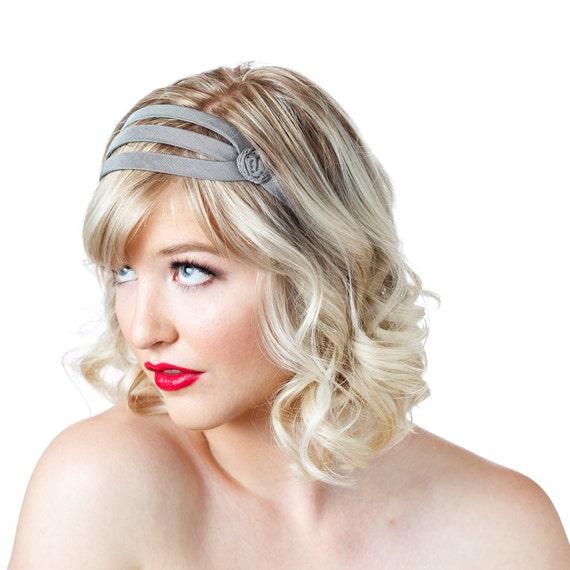 une performance supérieure chercher prix bas Mignon bandeaux pour les cheveux courts, accessoires de cheveux d'été  printemps, bandeau réglable anti dérapant