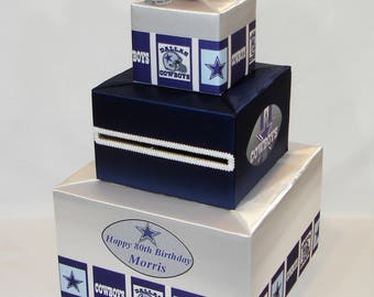 Sport themed Card Box -any Team for any Occasion