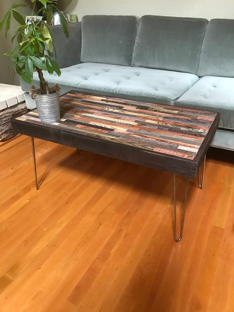 Rustic Modern Barnwood Coffee And End Tables Various Sizes Etsy