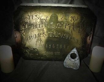 Lord Mocks Deluxe Dark Shadow Spirit Board