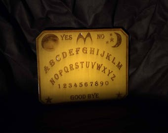 Simple Personal Spirit Board