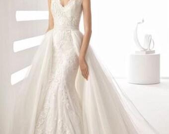 Bridal Overskirt Etsy,Short White Dress Wedding