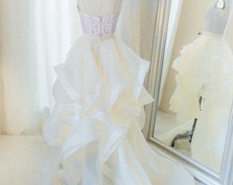 Custom Listing for Najha - Couture Skirt and Dress
