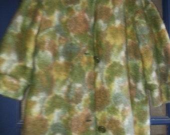 Julie Miller Small Vintage 3/4 Sleeve Coat