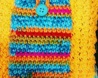 Crochet Cellphone Cases :   K'Scope