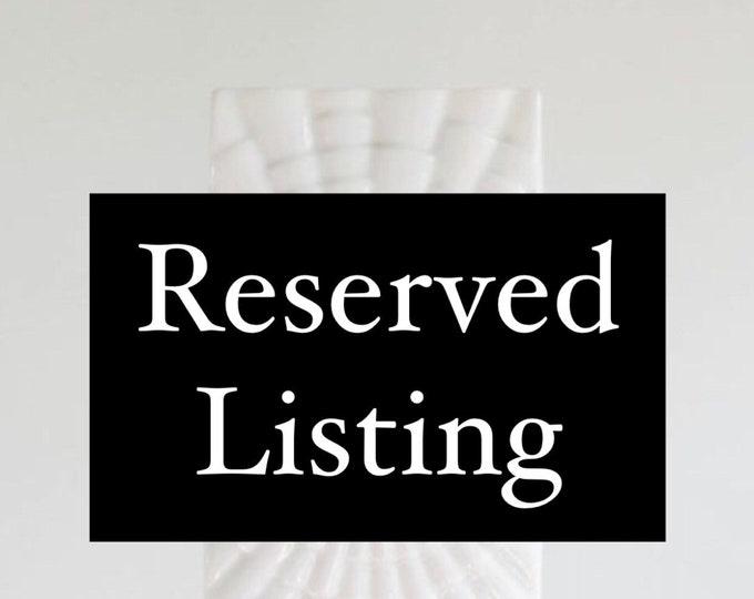 RESERVED LISTING for Etsy Design Awards //  Mid Century White Porcelain Vase // Scandinavian Modern Minimalist Home // Rheinpfalz Germany