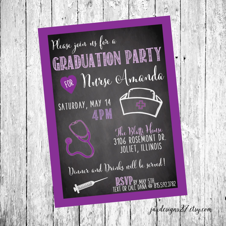 Graduation invitations high school graduation party etsy zoom filmwisefo