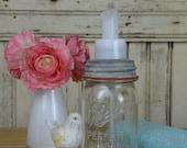 Handmade Ball Jar Foaming...