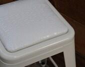 Custom Tolix Seat Cushion...