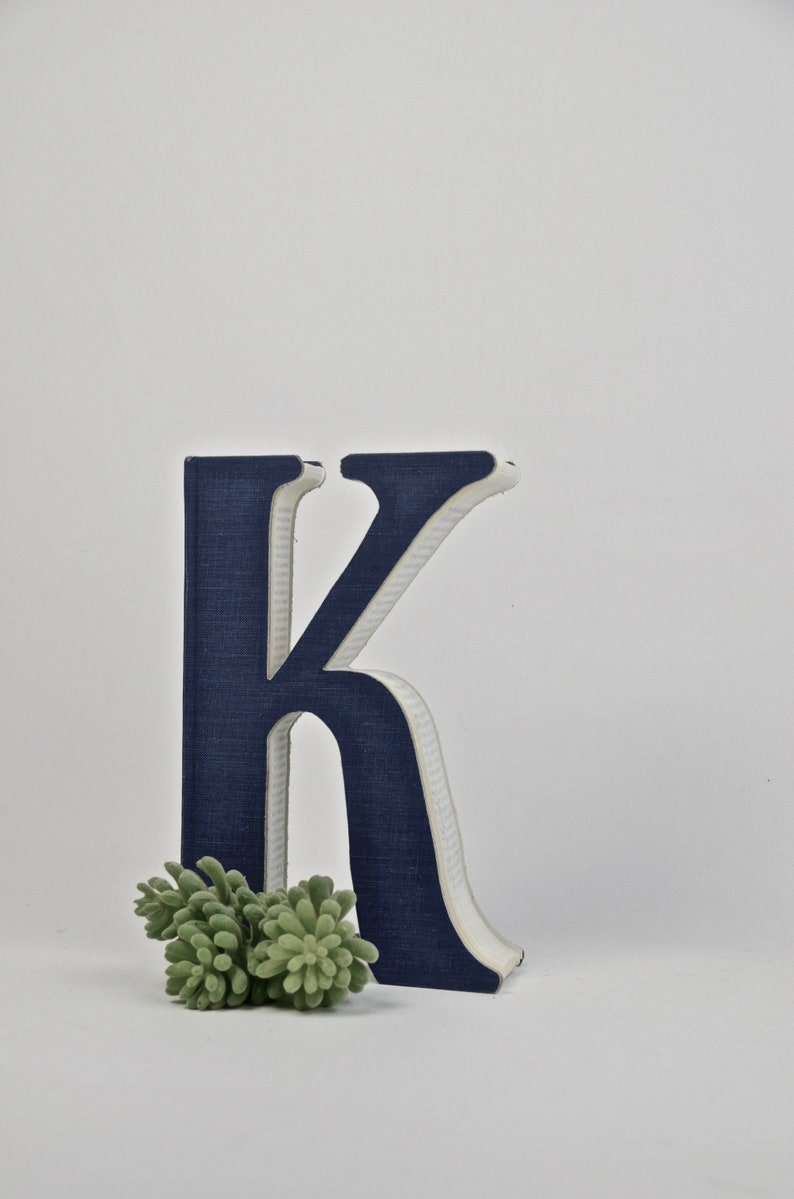 Vintage Smart Hand Cut Book Letters & Numbers image 0