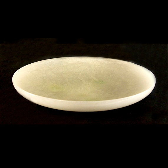 Italian Ice Alabaster Bowl