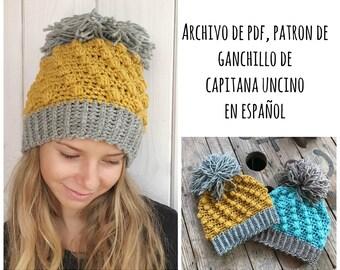 d5e1be94161bd PDF PATRON de Ganchillo