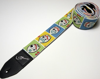 Popular Children's Movie Guitar Strap - This is NOT a Licensed Product
