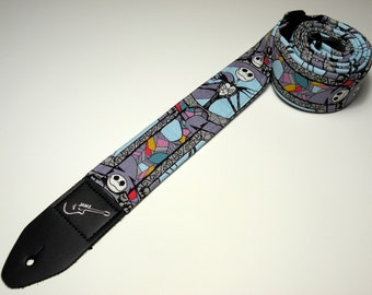 Children's Movie Guitar Strap - This is NOT a Licensed Product - Christmas - Halloween
