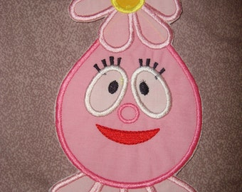 Iron on Foof Applique or Tshirt