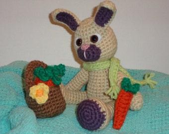 Easter Bunny - Crochet Amigurumi