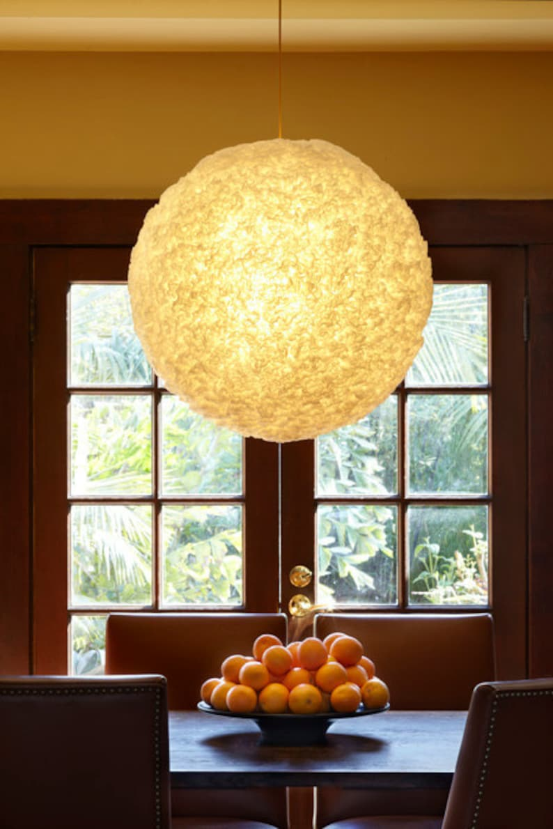 Moonball Pendant Light 28 image 0