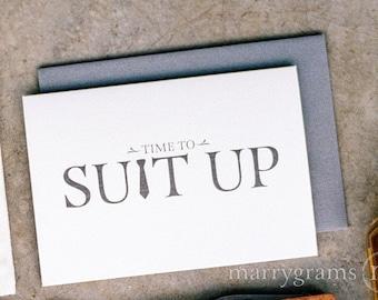 groomsmen proposal cards