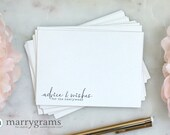 Wedding Advice Cards Modern Guest Book Marriage Tips Well Wishes for the Newlyweds Cards Wedding Reception Guestbook Script Typewriter Style