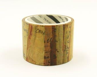 Literary Award - Japanese Washi Masking Tape - 30mm Wide - 3.3 yard