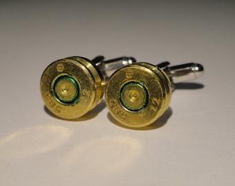 7.62x51mm NATO Cufflinks