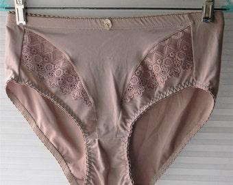 701c1e904 delta burke 1x tan panties