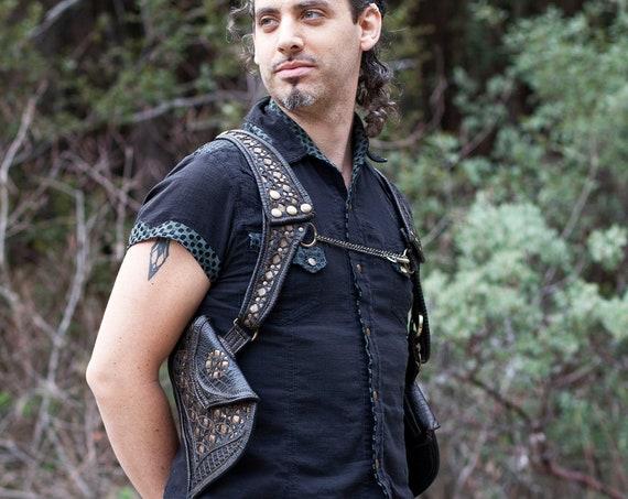 Leather Holster   Corvidae Modular Holster   Shoulder Bags   Hip Belt   Pocket Belt   Convertible Leather Bags   LIMITED ED   Made To Order