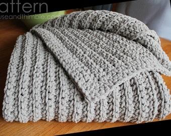 crochet pattern blanket