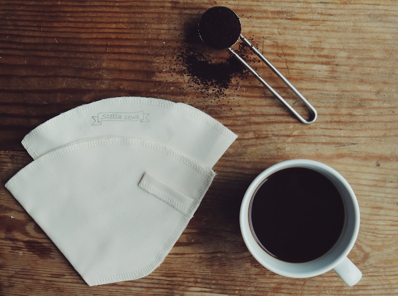 Reusable Coffee Filter Etsy