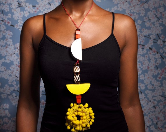 Raheal Necklace