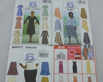 Condition is pre-owned  Butterick Mccalls Simplicity SKU H7-15B Lot of 15 Sewing Patterns bags women/'s clothes uncut