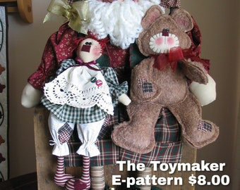 The Toymaker E-pattern,
