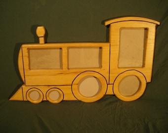 Train Photo Frame